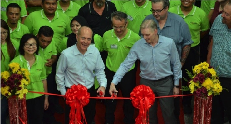 Chromaflo Technologies Opens Kuala Lumpur, Malaysia Facility