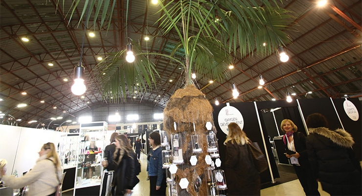 Eco Products and One-Stop Shopping Draw Crowds at L.A. Shows