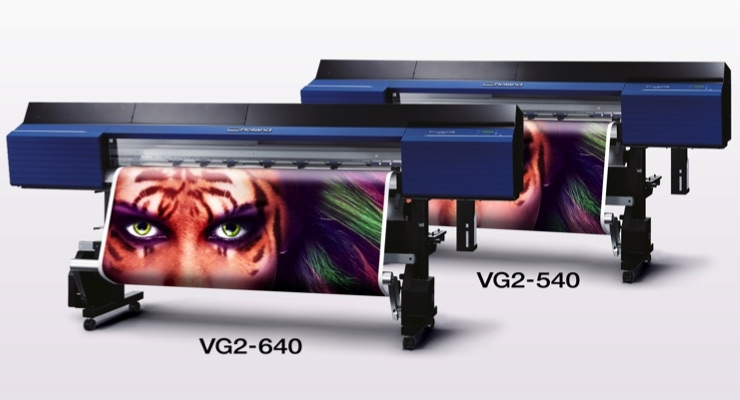 Roland DG Brings Newly Launched Products to FESPA 2019