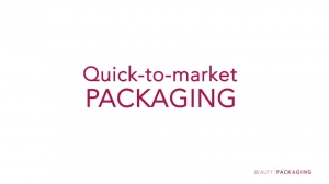 Quick-to-Market Packaging on Demand