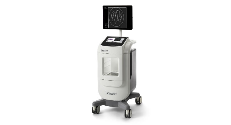 Hologic Launches Trident HD Specimen Radiography System