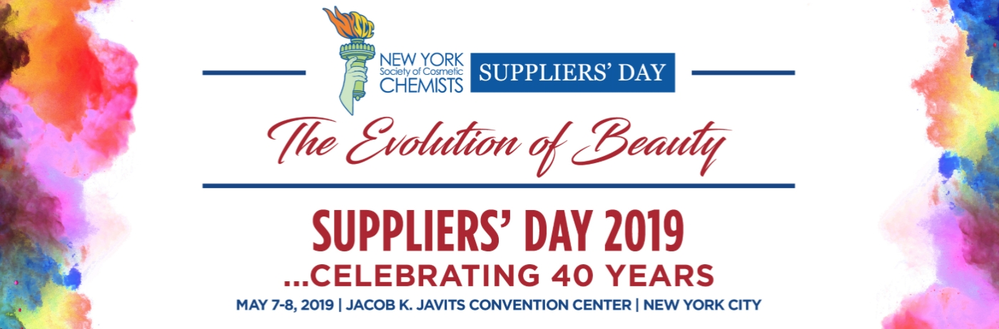 CEW Supplier Award Finalists @ NYSCC Suppliers' Day - HAPPI