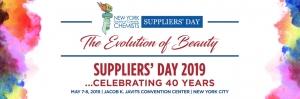 CEW Supplier Award Finalists @ NYSCC Suppliers