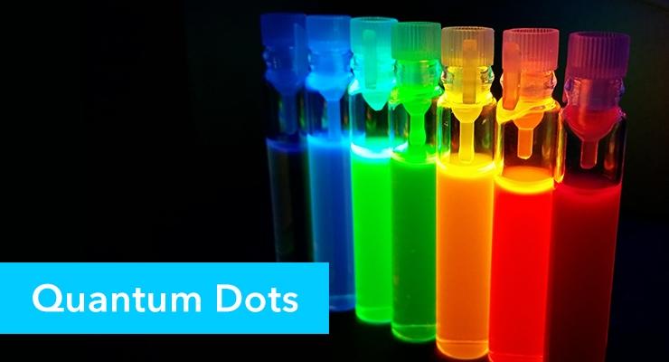 Quantum Materials Unveils 100% Cadmium-Free 55 Inch Quantum Dot LCD Display