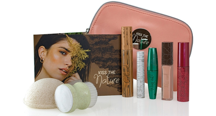'Going Green' and 3D Lead Beauty Trends at Cosmopack Bologna