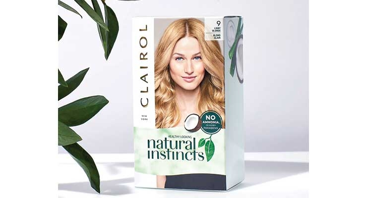 Go green....with your hair color formula, that is!