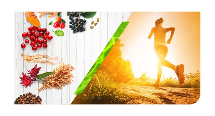 Naturex Showcases Natural Sports Nutrition Ingredient
