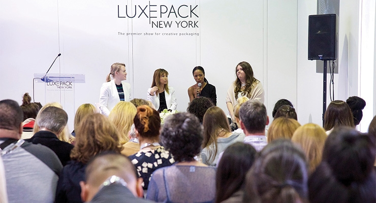 Luxe Pack New York panel, 2018