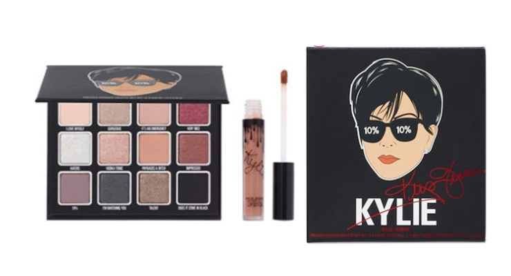 Kylie Launches A New Momager Kit for Mother