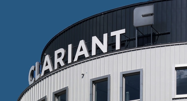 Clariant Announces 1Q 2019 Sales