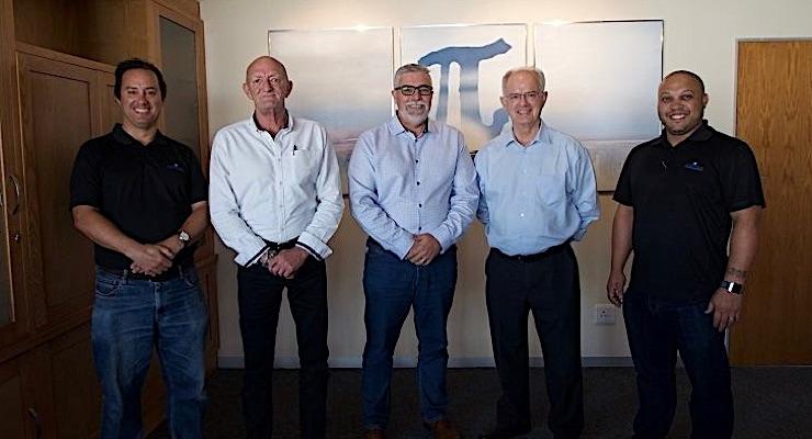 Africa gets first Durst Tau 330 RSC digital press