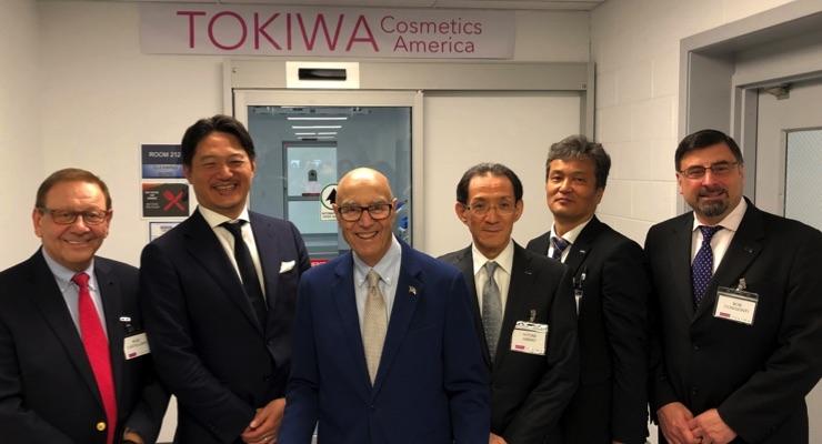 Tokiwa Cosmetics America Celebrates Grand Opening