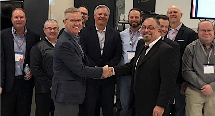 Nilpeter and Screen to debut new partnership at INFOFLEX