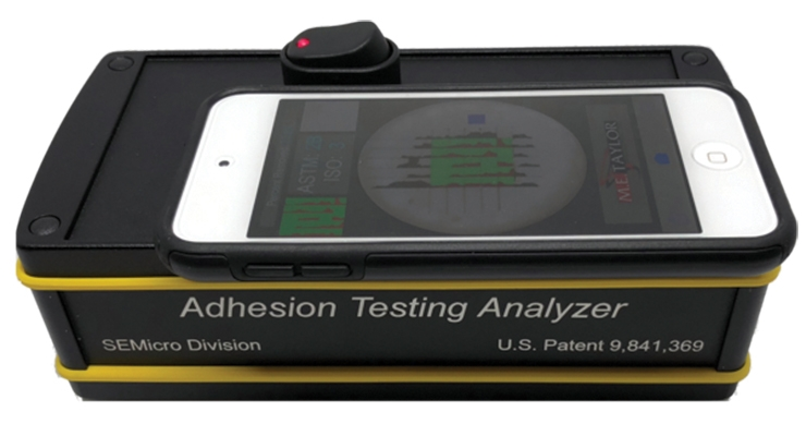 Adhesion Testing Analyzer