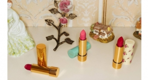 Gucci Beauty Launches Lipstick Line