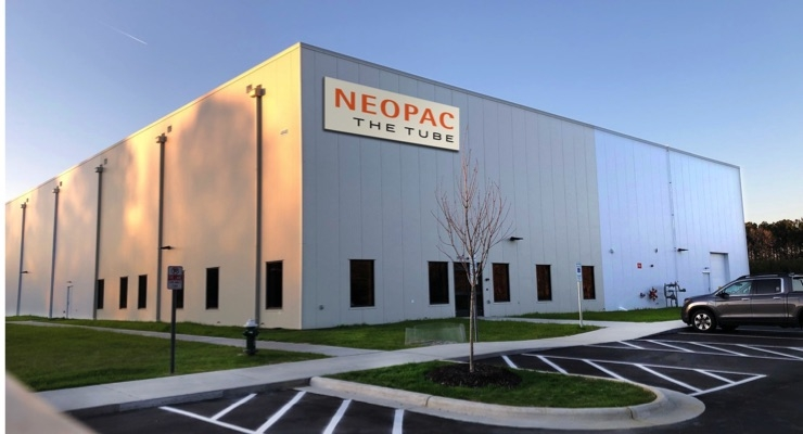 Neopac Joins Tube Council of North America