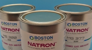 Boston Industrial Solutions Introduces Natron MG Series Inks