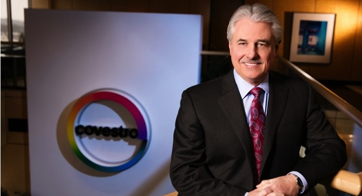 Covestro CEO Jerry MacCleary Retires
