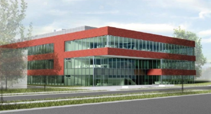 New Research Facility Will Serve ORNL's Mission in Computing, Materials R&D