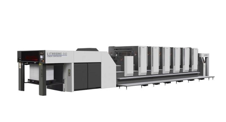 Southeastern Printing Retools Pressroom with New Komori Perfector Press