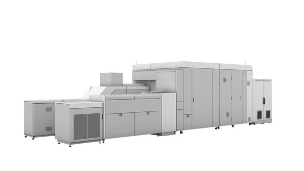 Digital Express Adds Océ VarioPrint i300 Inkjet Press