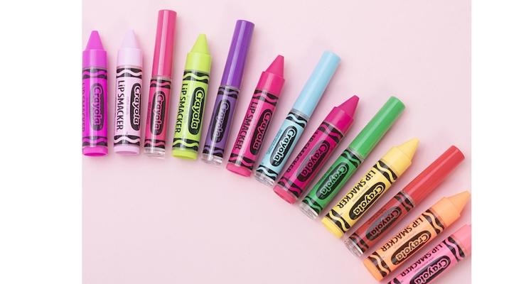 Lip Smacker Launches A Crayola Collection