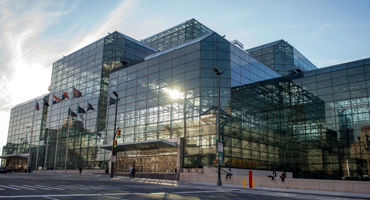 PPG Coats Jacob K. Javits Convention Center