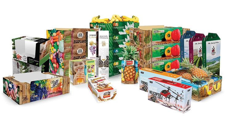 Packaging Printing Moving to Digital