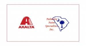 Axalta Announces New Carolinas Region Industrial Wood Coatings Distributor