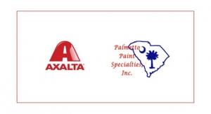Axalta Announces New Carolinas Region Industrial Wood Coatings Distributor