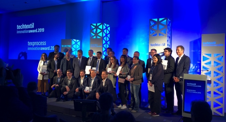 Techtextil Innovation Award Winners Announced