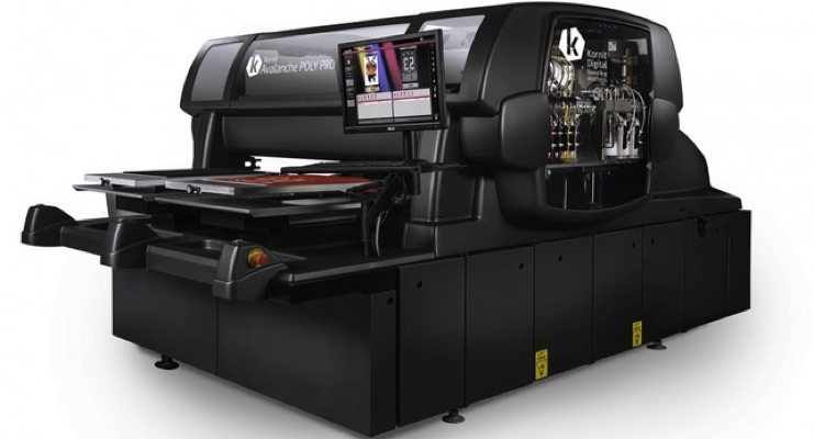 Kornit Digital Demonstrating Latest Solutions at FESPA Munich