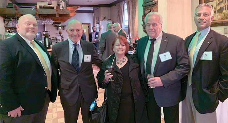 INX's Rick Clendenning Receives 2019 MNYPIA Man of the Year Award