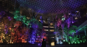 Shiseido Opens 'Senses-Driven' Installation at Singapore's Jewel Changi Airport