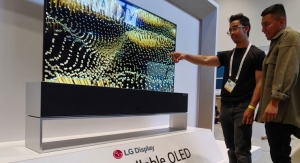 LG Display Showcases Rollable OLED Display at SID 2019