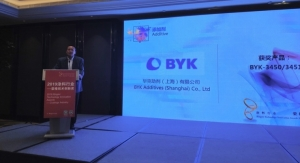 BYK-3450, BYK-3451 Honored in China with Top-class Industry Award