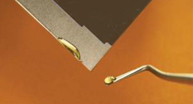 Toughened, Low Outgassing, One Component Epoxy Features Thermal Cycling Resistance