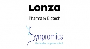 Lonza, Synpromics Enter Biomanufacturing Partnership