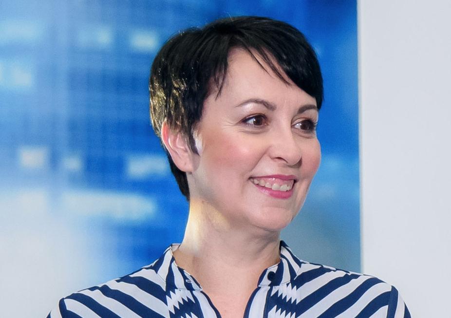 Dr. Nadine Pernodet, VP-global R&D - skin biology & bioactives, ELC