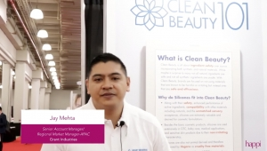 Grant Industries Provides Clean Beauty Solutions