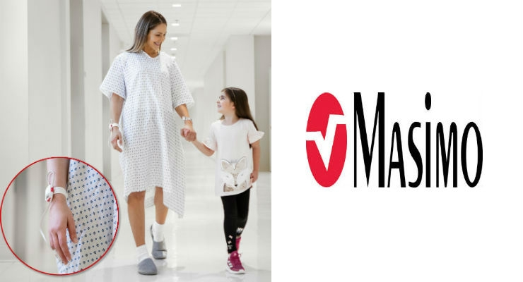 FDA Clears Masimo's Radius PPG, The First Tetherless SET Pulse