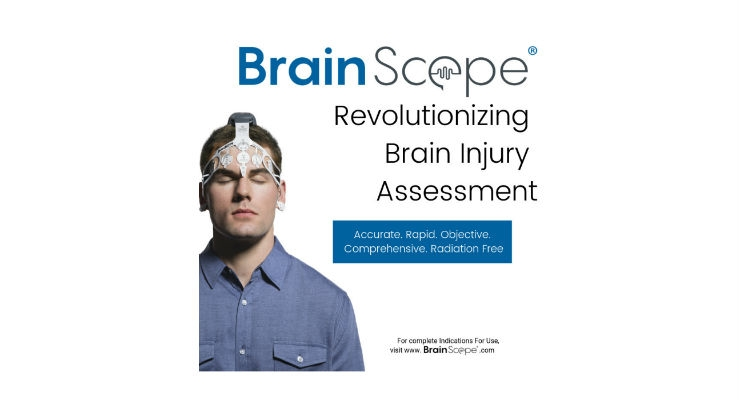 BrainScope Completes Large-Scale Clinical Studies of Concussion