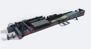 UK Corrugated Manufacturer Buys  EFI Nozomi Single-Pass Corrugated Board Press