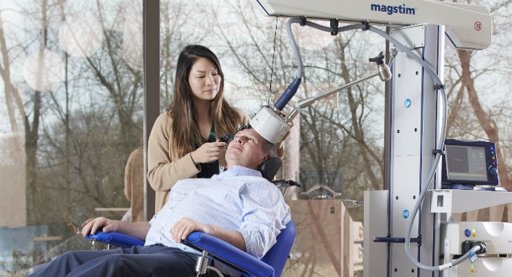 Magstim Introduces First Clinical TMS Navigation System