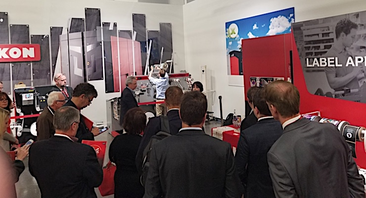 Partner Fair a big draw at Xeikon Cafe North America