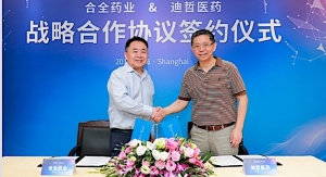 WuXi STA, Dizal Pharma Ink CMC Alliance