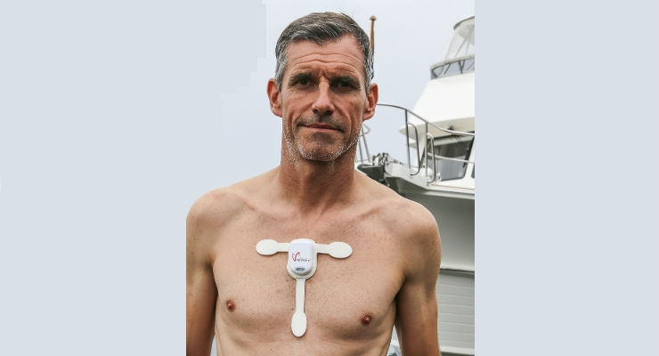 Staying Dry: Waterproofing a Heart Monitor
