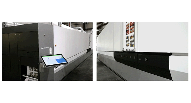 Total Printing Systems is First Book Manufacturer to Install Canon