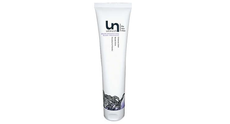 Unwash turned to Viva IML to develop this award-winning and understatedly elegant soft-touch tube configuration for its latest hair conditioner.