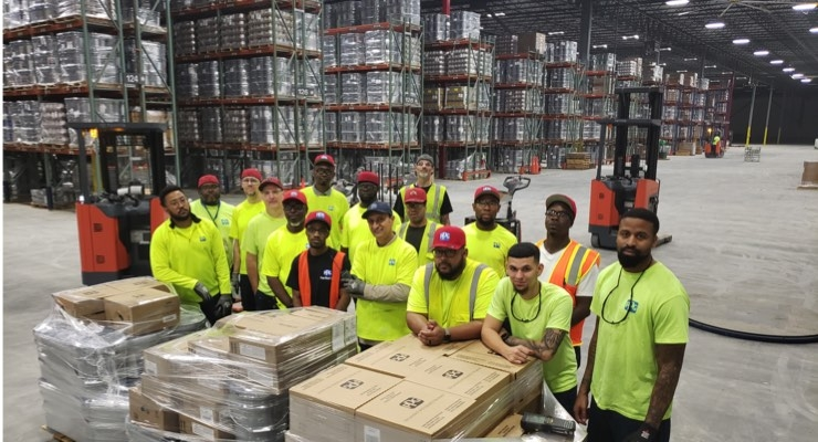 PPG Opens New Distribution Center in Flower Mound, Texas